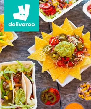 Deliveroo - Super Angebot