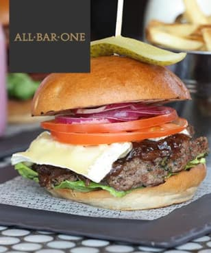 All Bar One - 33% off