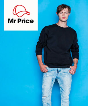 Men's Christmas Gifts from R25 at Mr Price - Special Offer