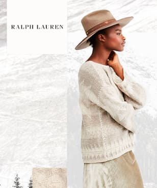 Ralph Lauren - up to 50% off