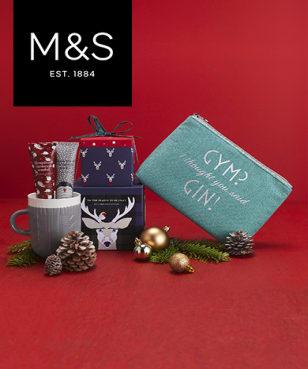Marks & Spencer - christmas