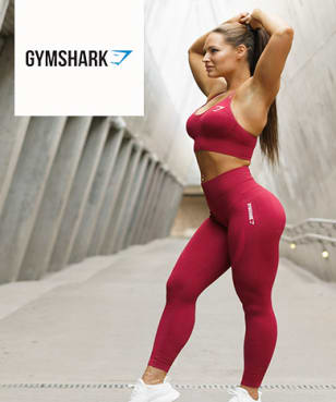 Gymshark - 5% off