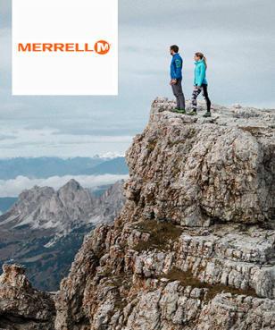 Merrell - 20% Rabatt