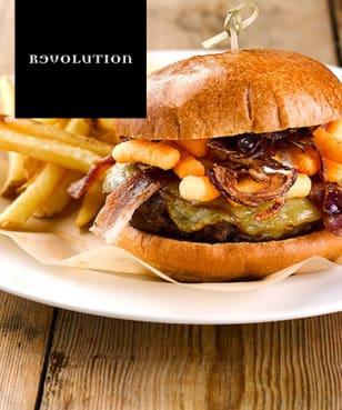 Revolution Bars - 50% off