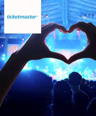 Ticketmaster - Amazing Discount