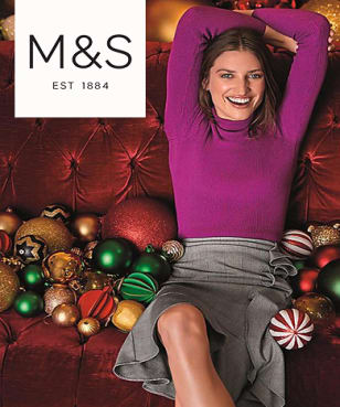 Marks and Spencer - Free Delivery