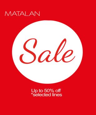 MATALAN - Up to 50% off