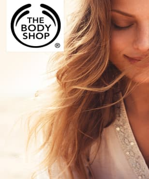The Body Shop - 50% off