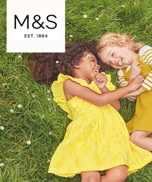 Marks and Spencer - 15% off