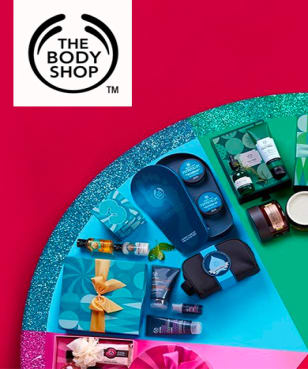 The Body Shop - free shipping