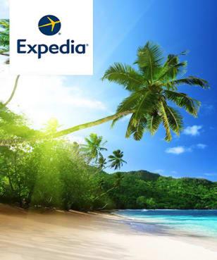 Expedia - 8% off