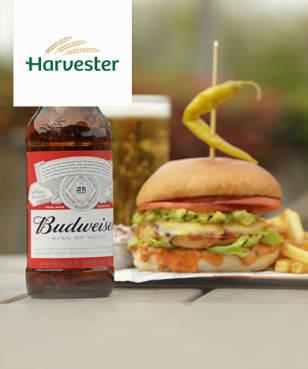 Harvester - 2 for £10