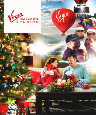 Virgin Balloon Flights - £40 off