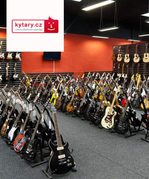 Kytary.cz - Sleva 5%