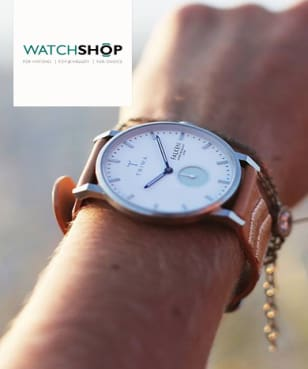 Watch Shop - 10% off