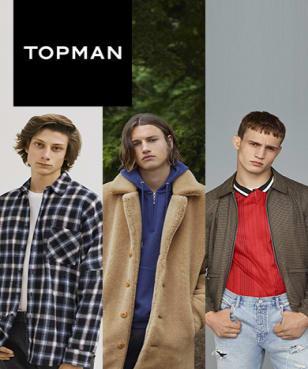 TOPMAN - 20% off