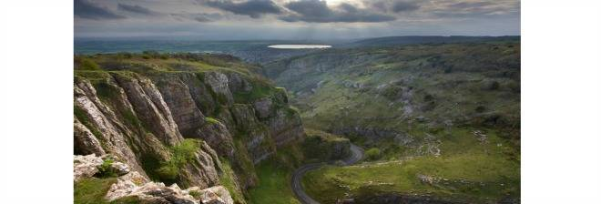 Cheddar Gorge and Caves banner image