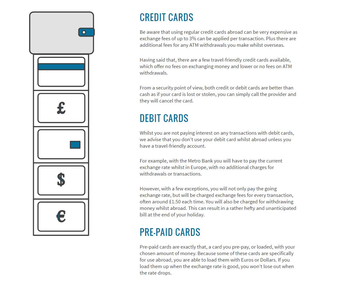 Hidden Travel Credit Cards