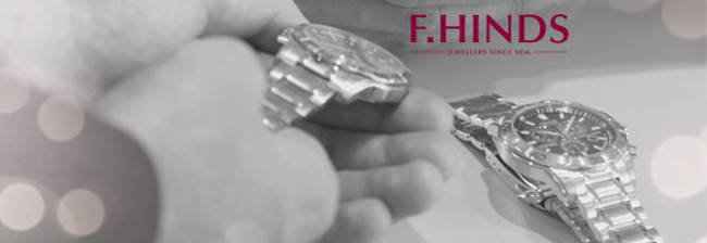F Hinds watches