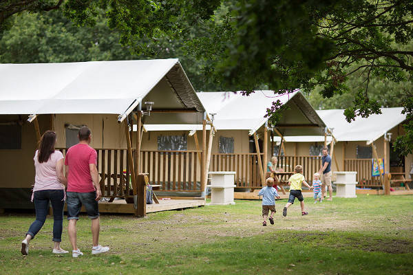 Haven Holidays Glamping