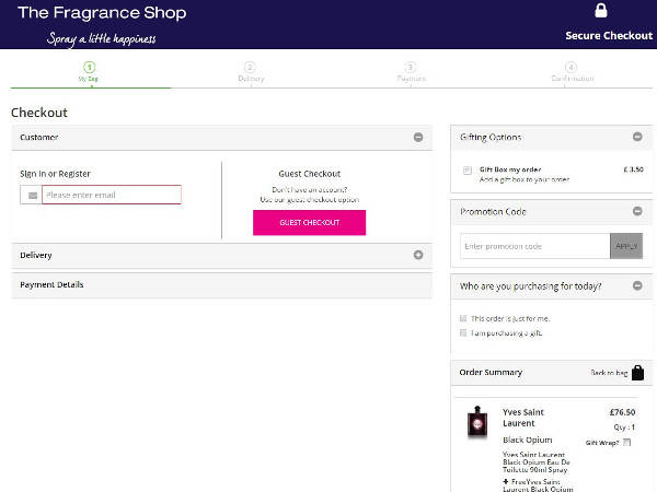 fragrance shop discount codes voucher codes january 2019