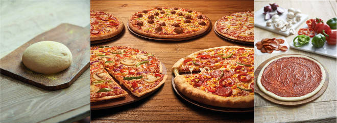 more about dominos