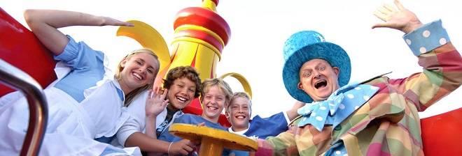 Adventure Wonderland Banner Image