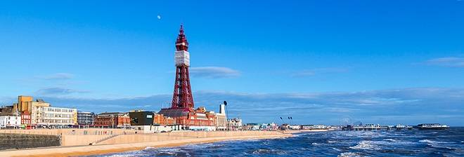 Blackpool Tower Banner Image