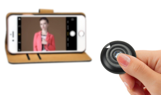 Bluetooth Selfie Remote