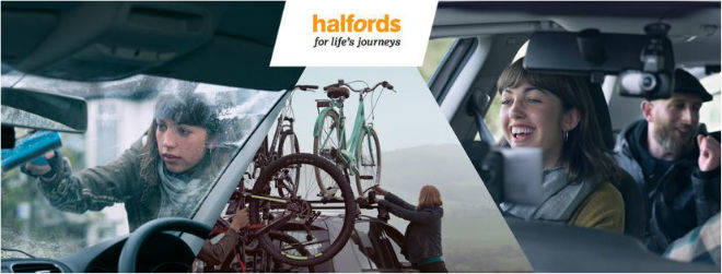 halfords motoring