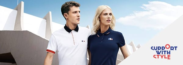 Lacoste Codes £5 Gift → Promo For August Free 2019 Card PiXTZkOu
