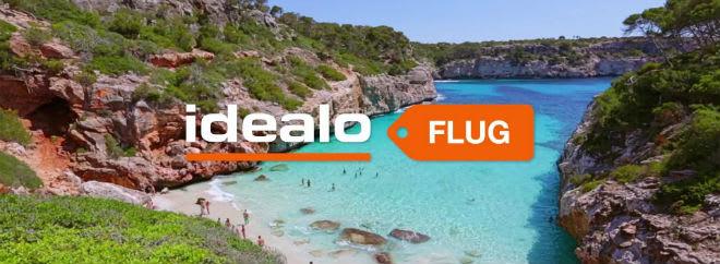 idealo Flug
