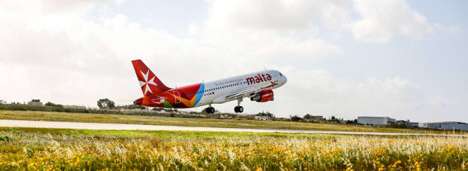 Air Malta flights