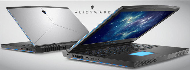 Alienware laptops