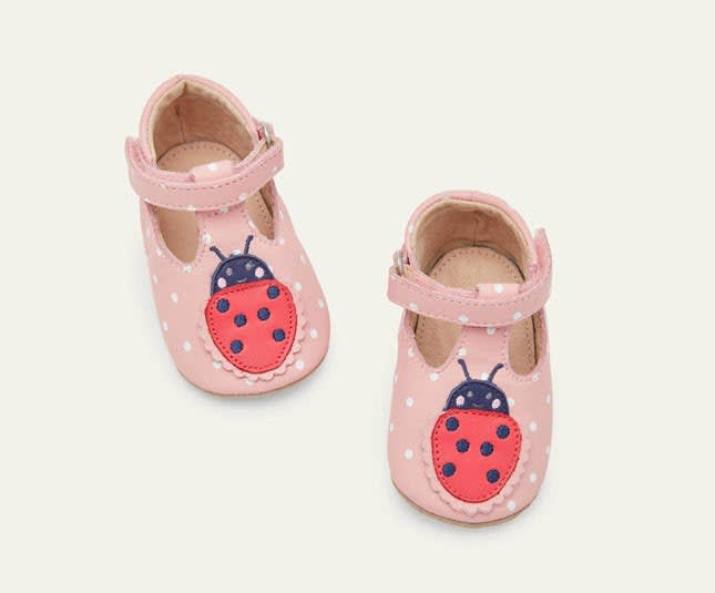Boden baby shoes
