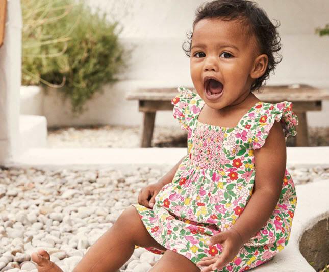 Boden baby dresses