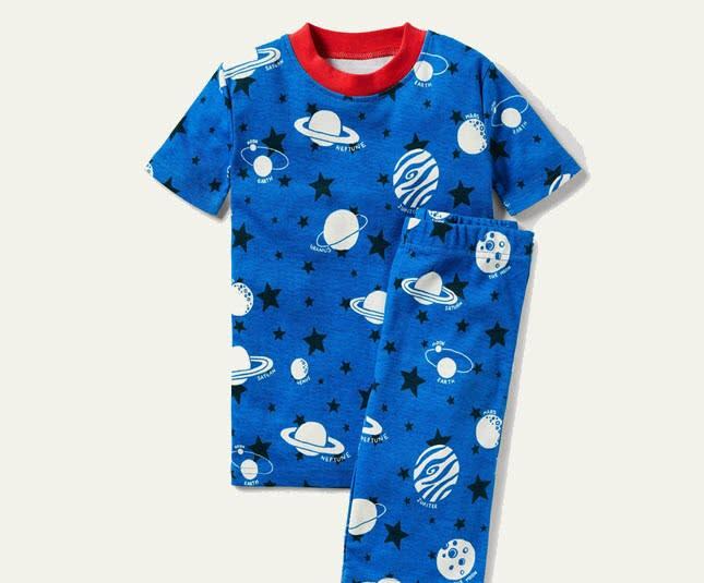 Boden boys pyjamas
