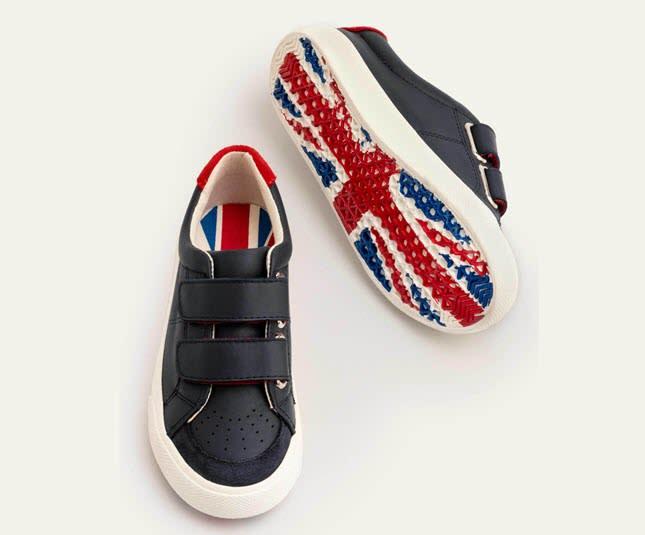 Boden boys shoes