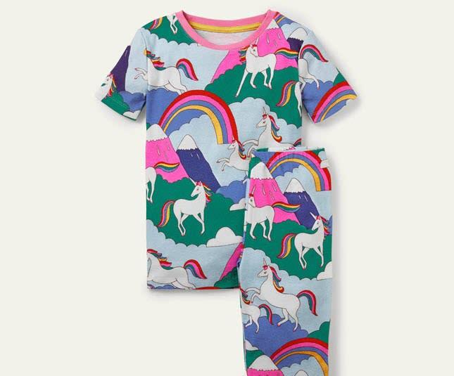 Boden girls pyjamas
