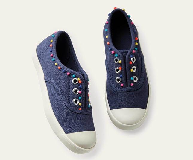 Boden girls shoes