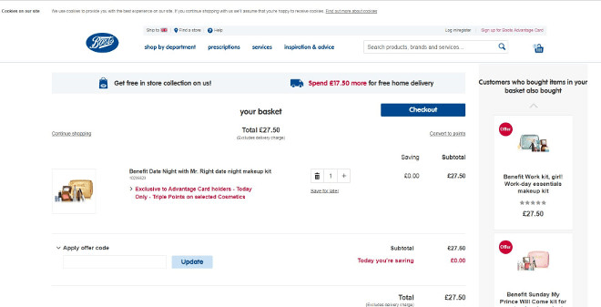 boots coupons ireland