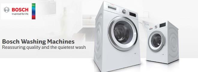Bosch washing machines 1