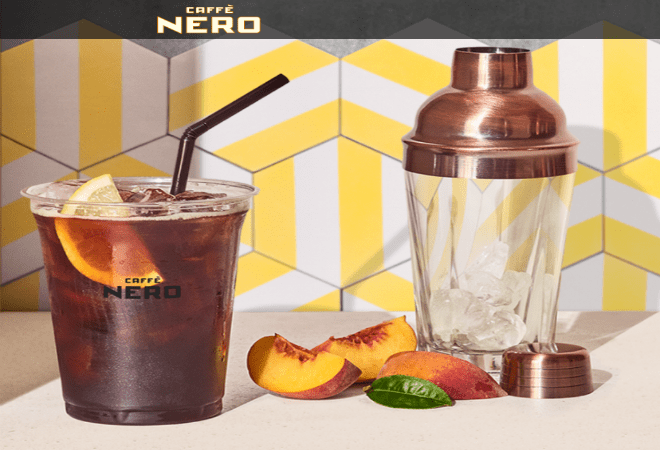 Caffe Nero offers