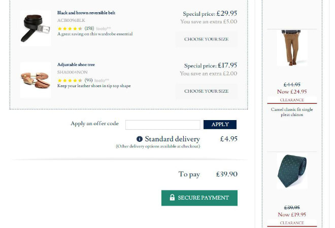 019d4cabae8a Charles Tyrwhitt Discount Codes   Offers → April 2019