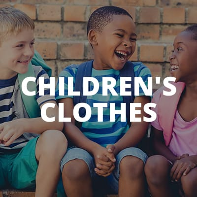 Childrens clothes discounts
