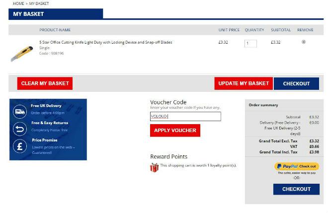 Choice Stationery Voucher Code