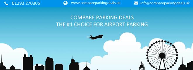 Compare Parking Deals promo