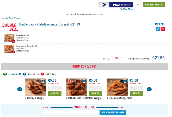 30 Off Code Dominos Pizza Voucher Codes For January 2019