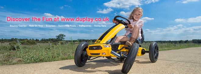 Duplay quad bike