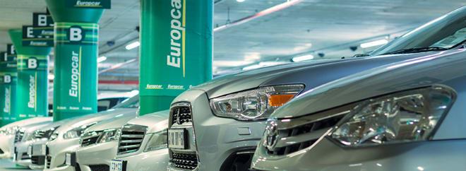 Europcar Brand